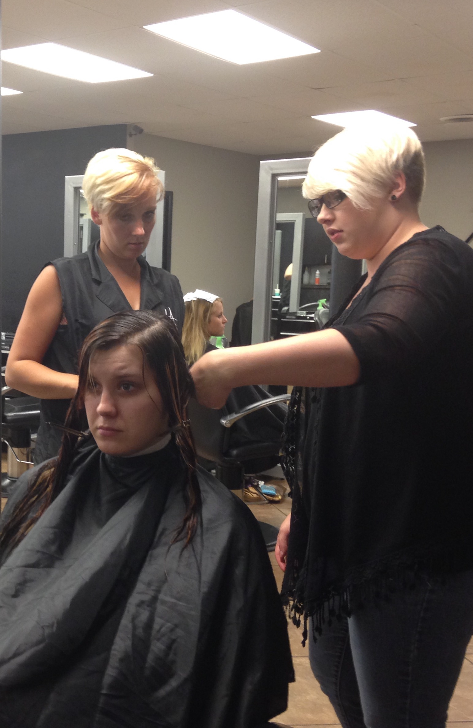 successful careers in beauty hays academy of hair design successful careers begin job shadowing