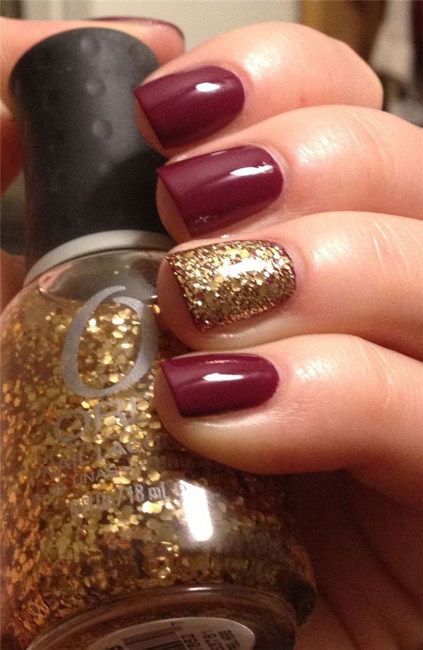 3 Trending Holiday Nails Ideas! by Hays Academy of Hair Design