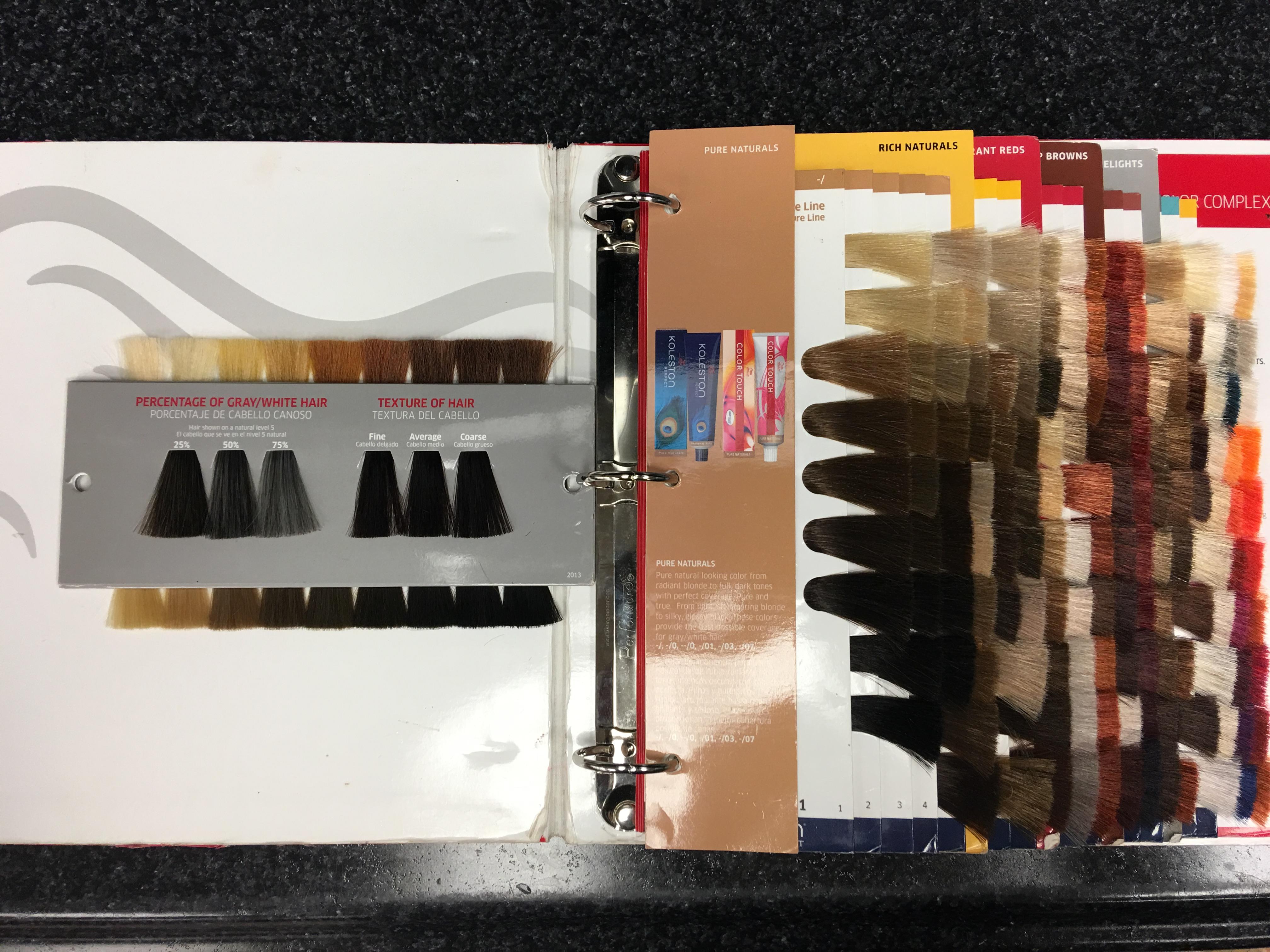 fall 2016 hair colors essentials
