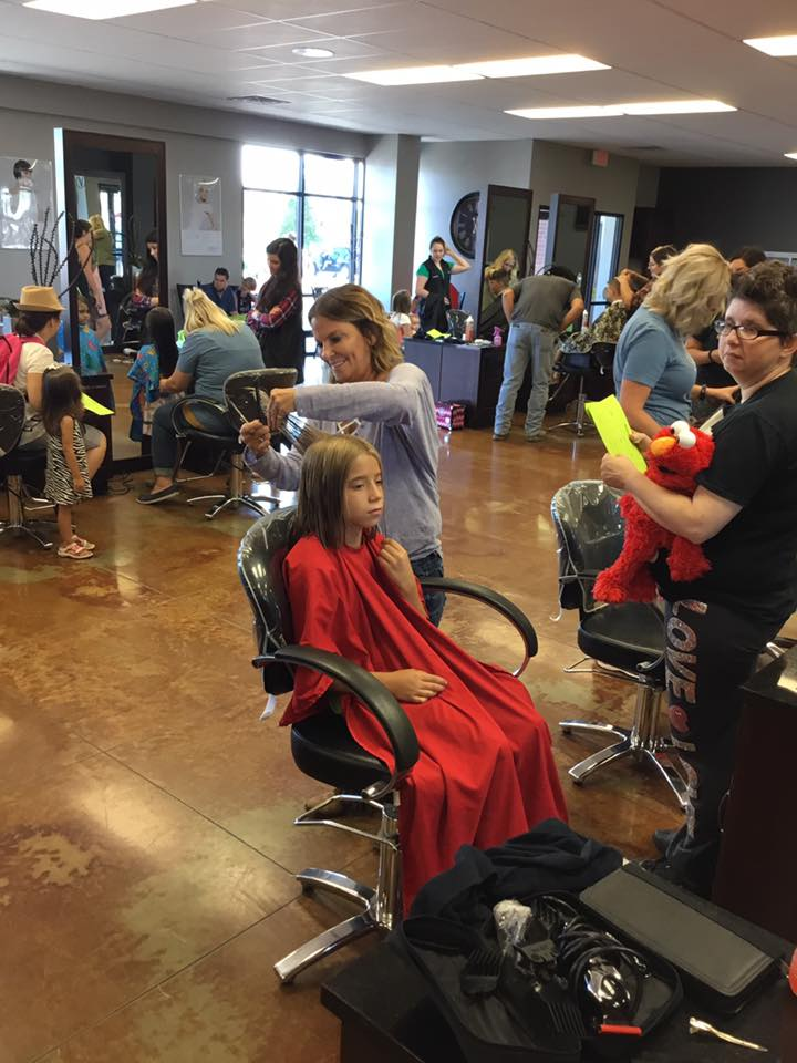 Cuts for Kids Event