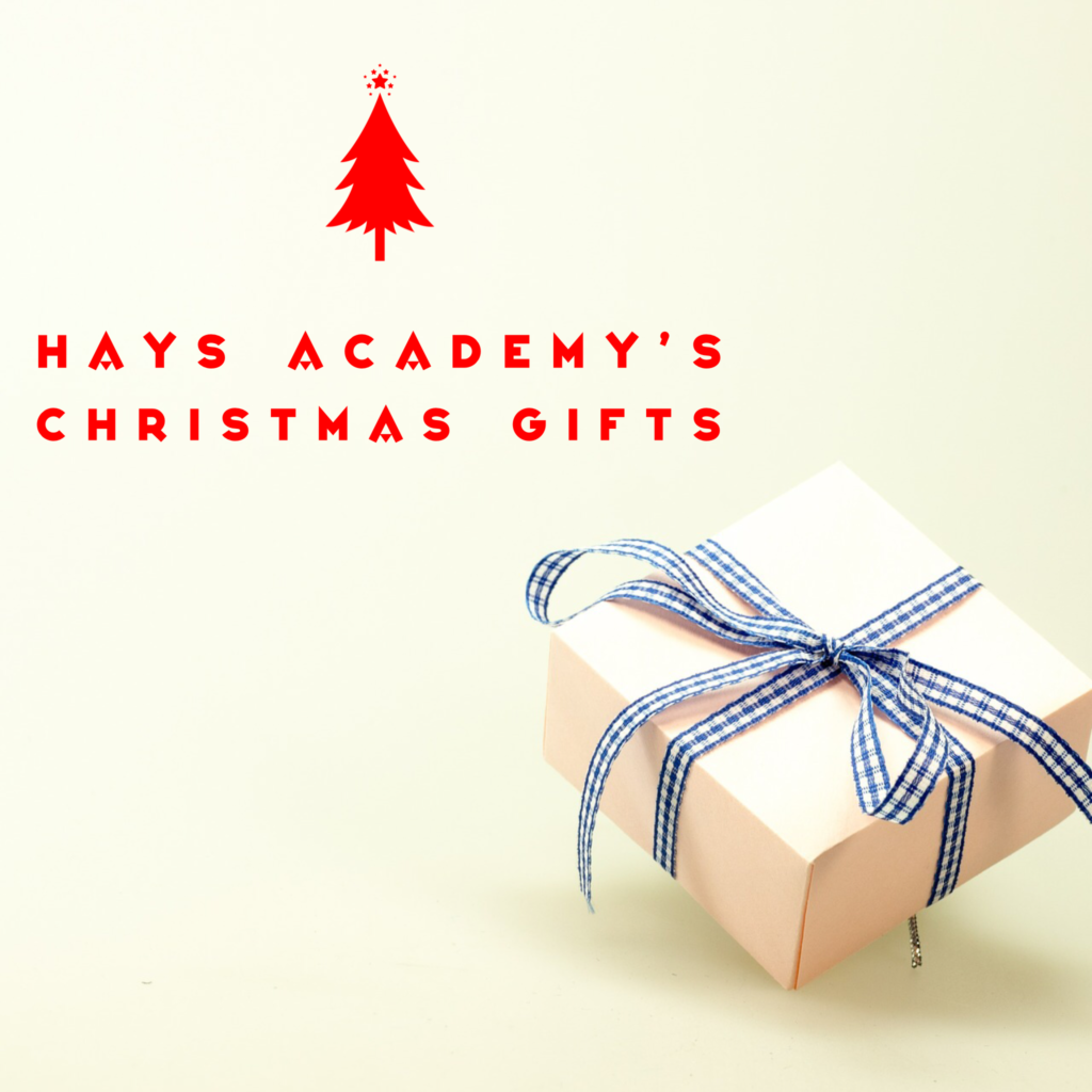 Hays Academy's Christmas Gifts