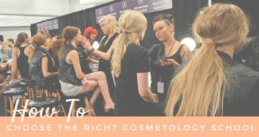 Choosing the Right Cosmetology School