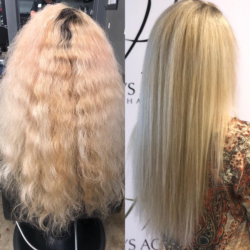 Damaged Hair? Let us Help! - Hays Academy of Hair Design